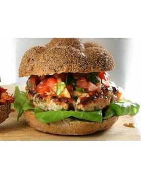 Burger din carne de prepelita 6 x 170gr
