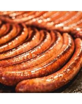 Carnati prepelita cu porc mangalita usor picanti 300 gr