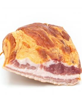 Specialitate din piept de porc afumat