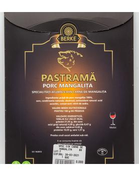 Specialitate afumate din carne de mangalita 80gr