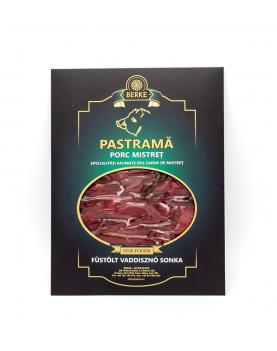 Specialități afumate din carne de mistreț 80gr