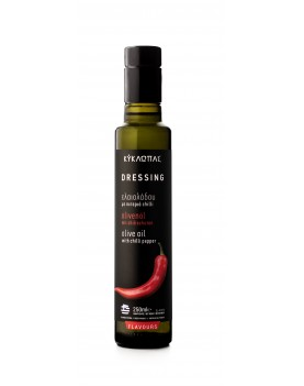Ulei de masline extravirgin cu chilli 250 ml
